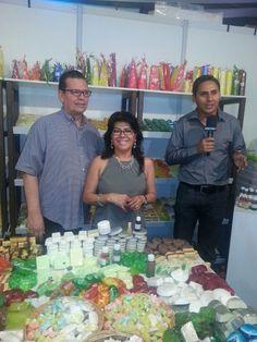Entrevista de Unitel en la Feria del Sur en la ciudad de Tarija!!