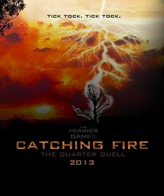 Quarter Quell poster http://media-cache6.pinterest.com/upload/270286415106509401_i4TtLQop_f.jpg rkulick catching fire warning there are spoilers