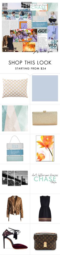 """""""BOTB2:  Round 06  Memorable Moments"""" by tokyotrekker ❤ liked on Polyvore featuring PBteen, Sandberg Furniture, Oris, La Regale, At Home with Ashley Thomas, Trademark Fine Art, WALL, Sans Souci, RED Valentino and Santoni"""