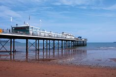 Paignton Pier, Devon, England. http://www.ilovesouthdevon.com