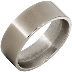 Titanium Flat Band with Polished Finish Wedding Bands For Him, Wedding Rings, Jewelry Shop, Fine Jewelry, Pearl Gemstone, Custom Jewelry Design, Accessories Shop, Diamond Engagement Rings, How To Memorize Things