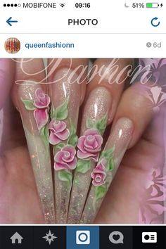 3D nail