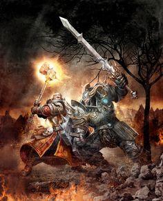 Warhammer vs longsword