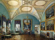 The Glory of Russian Painting: Edward Petrovich Hau, ctd