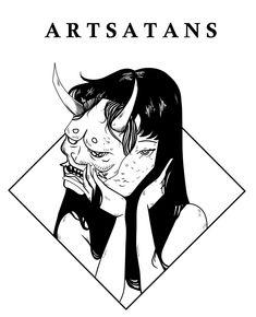 Tattoo Sketches, Tattoo Drawings, Body Art Tattoos, Art Sketches, Dark Art Drawings, Cool Drawings, Arte Do Harry Potter, Manga Tattoo, Japanese Tattoo Art