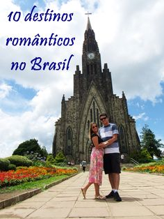 Para curtir um destino romântico a dois, não é preciso ir para outro país. No Brasil existem vários destinos, que atendem muito bem a expectativa de um casal apaixonado. Seja na praia, na serra ou até mesmo em uma cidade histórica é possível aproveitar dias de puro romance. Confira a lista de 12 destinos românticos no Brasil, que preparamos para vocês.