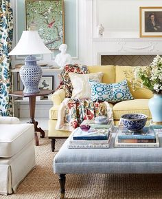 Eclectic, bright, co
