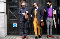 LCM, AW15 Victoria House, Bloomsbury, London Street Style