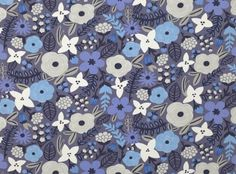 Love the new fabric by #Riffle Paper Co!