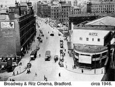 West Yorkshire, Bradford, Vintage Images, Old Photos, 1930s, Fails, Beautiful Places, England, Success