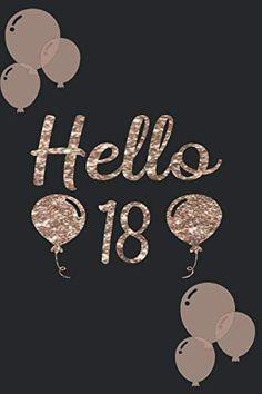 18th Birthday Quotes Funny, Happy Birthday 18th, Happy Birthday Template, Happy Birthday Quotes For Friends, Birthday Girl Quotes, 18th Birthday Party, Happy Birthday Messages, Birthday Gifts, Birthday Captions Instagram