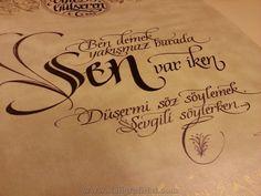kaligrafi-güzel yazı