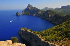 Definitely must travel to the Balearic Islands in Spain!