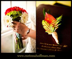 © Corinna Hoffman Photography - www.corinnahoffman.com - St. Augustine, FL – Jacksonville, FL and St. Augustine, FL Wedding Photographer - Bouquets