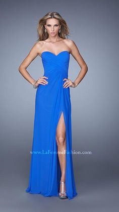 La Femme 21270 | La Femme Fashion 2014 - La Femme Prom Dresses - La Femme Cocktail Dresses