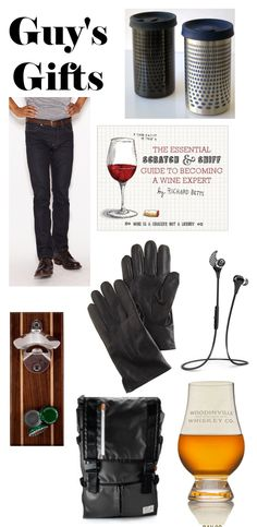 Manly gifts//Life Styl'd