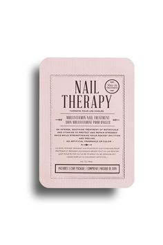 Kocostar Nail and Foot Therapy Rebranding by arithmetic, via Behance
