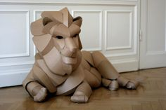 After visiting the Chinese village where generations of his family had lived, sculptor Warren King decided on an ambitious, new body of work: One individual at a time, he would recreate the residen… Art Fair, Cool Artwork, Paper Art, Lion Sculpture, King, Statue, History, Projects, School Week
