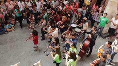 Flashmob - Bolero de Ravel na Pinacoteca de São Paulo, Brasil, Conservat...