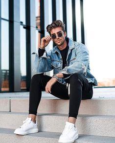 Die 11 besten Bilder von Männer mode in 2019