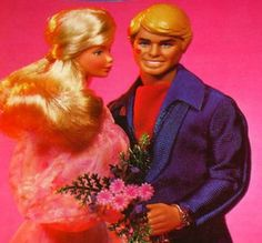 I absolutely love this photo of Kissing Barbie and Super Star Ken from Barbie 80s, Barbie World, Barbie Stuff, Kiss Photo, National Treasure, Hello Dolly, Collector Dolls, Plastic Surgery, My Childhood