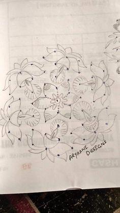 Rangoli Designs Flower, Small Rangoli Design, Rangoli Border Designs, Colorful Rangoli Designs, Flower Rangoli, Beautiful Rangoli Designs, Lotus Rangoli, Indian Rangoli, Simple Rangoli