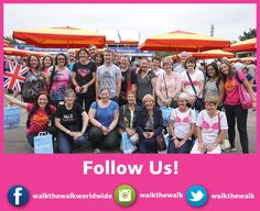 The #Nijmegen Marches team before their 5 day Walking challenge. #WalktheWalk #4daagse