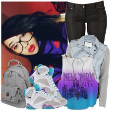 """Untitled #622"" by swaggcouture on Polyvore"