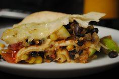 Mexican Tortilla Cassarole