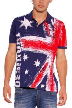 camiseta hombre 2013 desigual australia