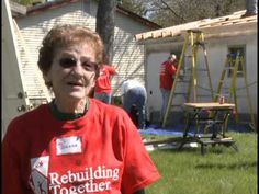 Rebuilding Together Oakland County volunteers rebuild Southfield woman's home