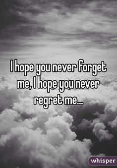Dont  forget me