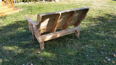 Pallet outdoor furniture 7