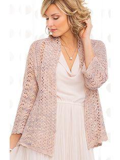 Crochet - Crochet Clothing - Cardigans - Miyabita Cardi