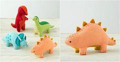 [TOPITRUC] Un set de peluches dinosaures