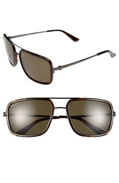 Salvatore Ferragamo 58mm Sunglasses available at #Nordstrom