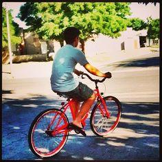 Andando en pochocleta! #bicicleta #bicicletas #bicicletando #eueminhabicicleta #labicicleta #unarubiaenbicicleta #revistabicicleta #ElBichoBicicletas #bicicletaclassica #radiobicicleta #entregadebicicleta #bicicletaurbana #bolsoparabicicleta #bicicletabicicletabicicleta #SUPORTEBICICLETA #BICICLETASCLASSICAS #INSTABICICLETA #timbresbicicleta #bicicletadamontanha #apoyabicicleta #portabicicletas #diamundialdelabicicleta #amorporlabicicleta #labicicletadecolores #diadelabicicleta…