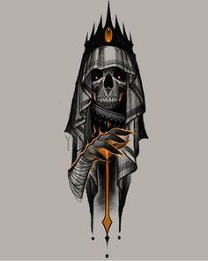 Las mas vergas Skull Tattoo Design, Skull Tattoos, Rose Tattoos, Body Art Tattoos, Sleeve Tattoos, Tattoo Designs, Tattoo Sketches, Tattoo Drawings, Sif Dark Souls