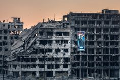 As part of IWM's wider season Syria: A Conflict Explored, the gallery offers A Lens on Syria, the first UK exhibition by Sergey Ponomarev.