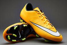 detailed pictures f2b8d 1e419 Nike mercurial veloce ii fg 651618-800 orange men soccer cleats sz. 7.5m