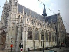 Eglise Notre-Dame du Sablon, Bruxelles.