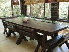 Decoração rústica pode ser combinada a outros estilos; veja alguns projetos - Casa e Decoração - UOL Mulher