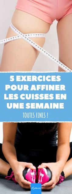 Le programme de Jessica Smith pour affiner ses cuisses en une semaine seulement … Jessica Smith's program to refine her thighs in just one week! Jessica Smith, Fitness Workouts, Fun Workouts, Yoga Fitness, Fitness Sport, Workout Tips, Squat And Ab Challenge, Body Challenge, Fitness Studio Training