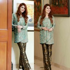 Momina Mustehsan Looking Gorgeous in Dress by #SairaShakira! #MominaMustehsan #SairaShakira #MostPopularSinger #PakistaniCelebrities ✨