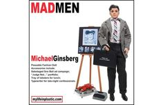 """Awesome """"Mad Men"""" Doll Parodies"""