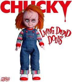 8eb7ca99 Bride Of Chucky, Living Dead Dolls, Halloween Haunted Houses, Horror  Movies, Kids