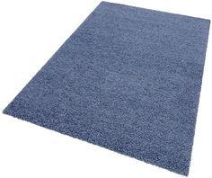 Details:  Uni-Teppich, Hochflor-Teppich, Ringsrum eingefasst, gekettelt, Fußbodenheizungsgeeignet, Sehr strapazierfähig,  Qualität:  Maschinengewebt, 52800 Florfäden/m² (ca.), 2,3 kg/m² Gesamtgewicht (ca.), 45 mm Gesamthöhe (ca.),  Flormaterial:  100% Polypropylen,  Wissenswertes:  Auch als »Liegewiese« optimal geeignet weil weich und flauschig,  Qualitätshinweis:  Geprüfte Qualität - dieser ...