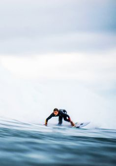 """surf4living: """" Blurred vision with Conner Coffin at Bells. Photo by Trevor Moran X """""""