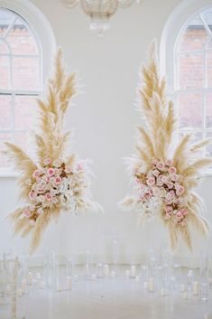 Ideas Wedding Ceremony Backdrop Bridal Musings For 2019 Wedding Ceremony Ideas, Wedding Table Flowers, Wedding Flower Arrangements, Bridal Flowers, Wedding Centerpieces, Floral Wedding, Floral Arrangements, Wedding Decorations, Trendy Wedding