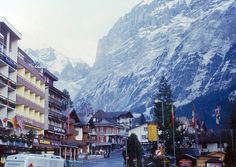 Interlaken, Switzerland- cool shops here and the best chocolate! HOPE TO GO AGAIN SOON!